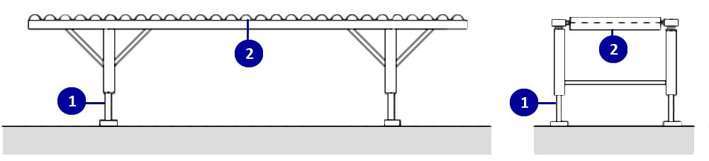 Рольганги в омске ленточный транспортер воронеж